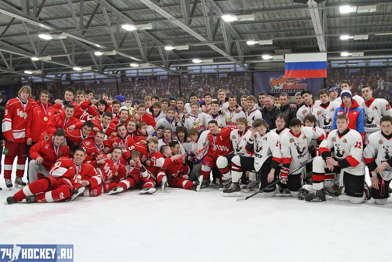 29 марта в Магнитогорске прошли решающие матчи чемпионата России среди команд 1998 года рождения.