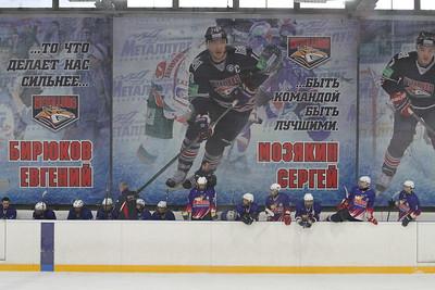 СКА-1998 (Санкт-Петербург) - Металлург-1998 (Магнитогорск) 3:4 Б. 29 марта 2014