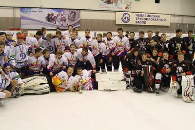 В Челябинске завершился турнир, посвященный памяти Александра Калянина, трагически погибшего в авиакатастрофе вместе с командой Локомотив Ярославль в 2011-м году.