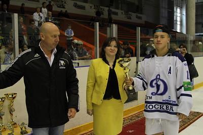 Турнир памяти Александра Калянина. Награждение. 25 августа 2014