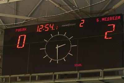 Белые Медведи-2005 (Челябинск) - Рубин-2005 (Тюмень) 5:0. 20 апреля 2013
