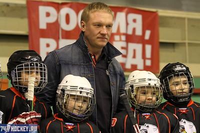 Трактор-2005 (Челябинск) - Газовик-2005 (Тюмень) 3:1. 20 апреля 2013