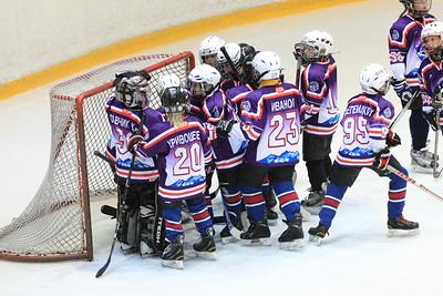 Школа Макарова-2005 (Челябинск) - Белые Медведи-2005 (Челябинск) 7:3. 13 октября 2013