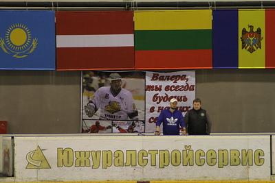 Турнир памяти Валерия Карпова. 5 мая 2015