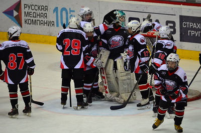 Белые Медведи-2002 (Челябинск) - Тюменский Легион-2002 (Тюмень) 6:3. 16 ноября 2014
