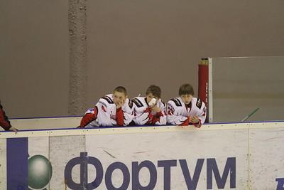 Белые Медведи-2002 (Челябинск) - Авангард-2002 (Омск) 7:8. 2 апреля 2014