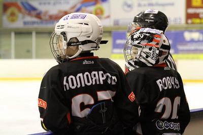 Трактор-2005 (Челябинск) - Салават Юлаев-2005 (Уфа) 5:1. 2 апреля 2016
