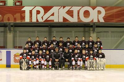 Челябинская команда Трактор 2005-го года рождения в следующем году примет участие в самом крупном детском хоккейном турнире Европы.