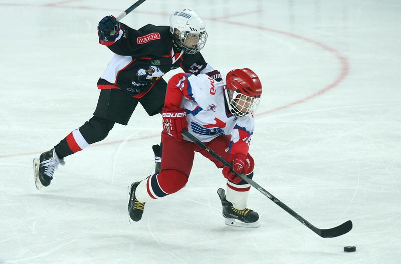 24 апреля в Омске состоялся финальный матч Кубка Газпром нефти - крупнейшего детского хоккейного турнира Европы.