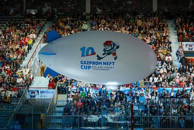 Матч открытия турнира в группе «Запад» состоялся в Сочи, а в группе «Восток» - в Омске.
