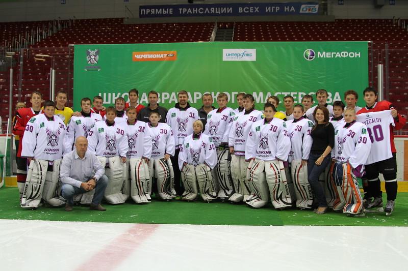 В Челябинске в течение трех дней проходил мастер-класс Ильи Брызгалова