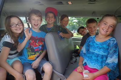 Kids Camp 2016 Wk 2
