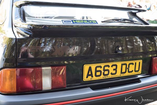 A663 DCU Ford Sierra XR4i