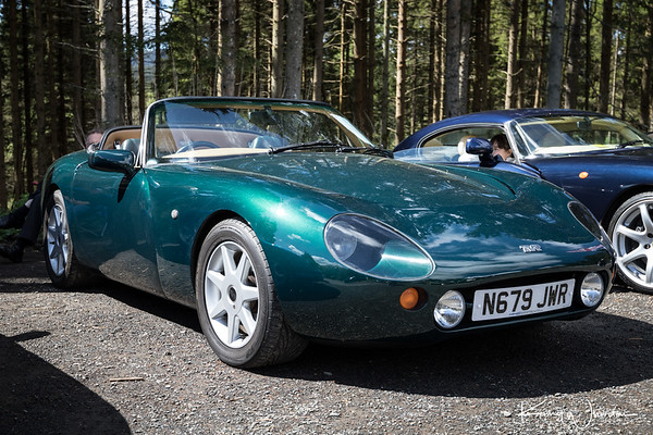 N679 JWR TVR Griffith 500