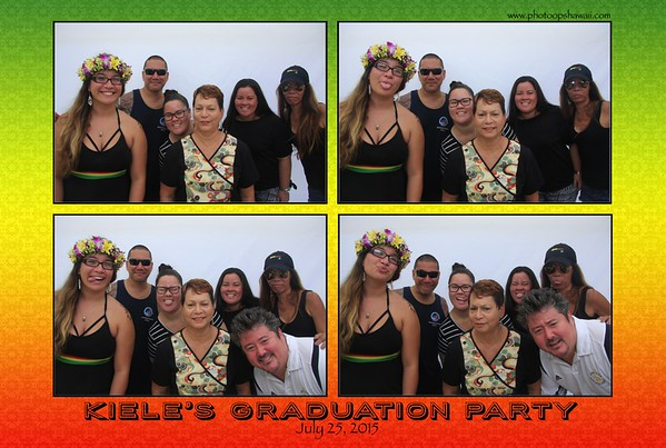 Kiele's Graduation Party (Fusion Photo Booth)