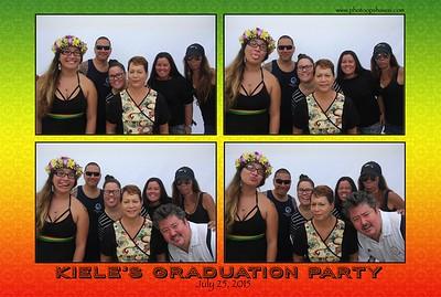 Kiele's Graduation Party (Fusion Photo Booth)