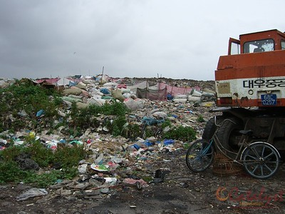 Kien Giang Children Living in a Garbage Dump