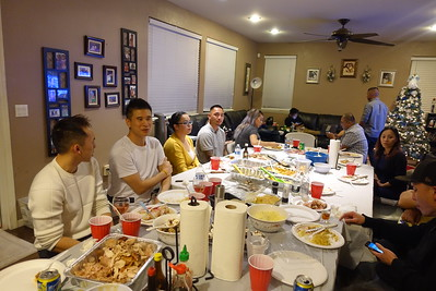 Kieu family thanksgiving 2016