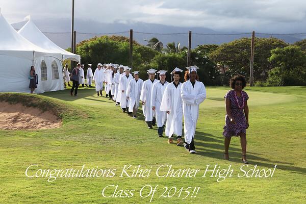 Commencement Ceremony 2015