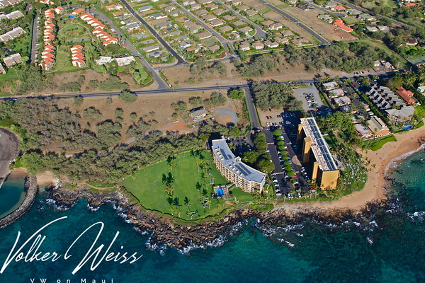 Kihei Surfside - Aerial Photos & Plat Maps