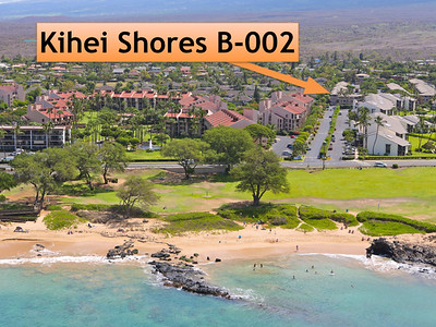 KIHEI SHORES - 2747 South Kihei Road, Kihei, Hawaii
