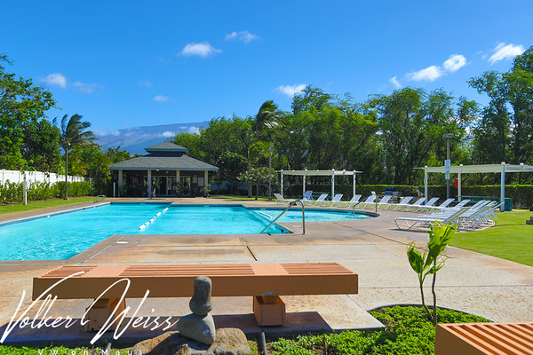 Villas At Kenolio - Pool & Recreation Area