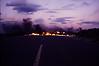 Burning road 21 Jul 2002 0600 #KIL2002-20