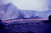 Overturning lava pond inside Puu Oo--April 2002 #KIL2002-19