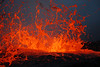 Lovely giant lava bubble burst. 18 Aug 2008