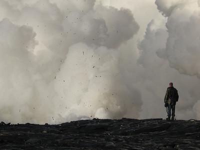 Kilauea- August 2008