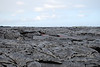 Minor lava flows on 12 March 2009