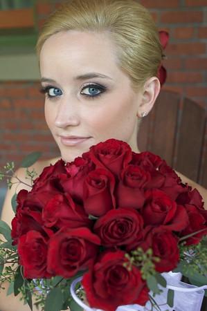 Ashley - bridal portraits