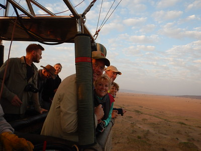 Tanzania Safari - Hot Air Balloon