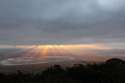 Tanzania Safari - Ngorongoro Crater