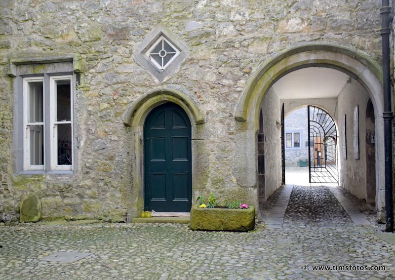 Rothe House courtyard