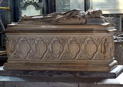 John Butler's Sarcophagus