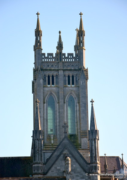 St Mary's bell tower