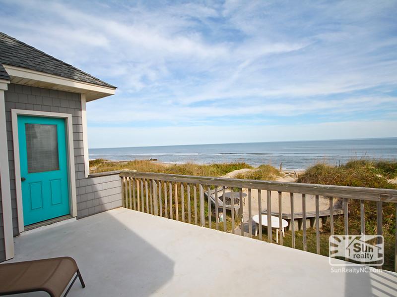 Oceanfront Deck