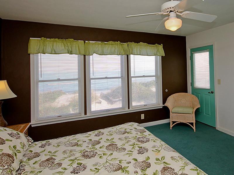 Ocean Views from King Master Bedroom