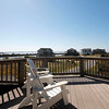 Deck Seating w/ Sound and Sunset Views