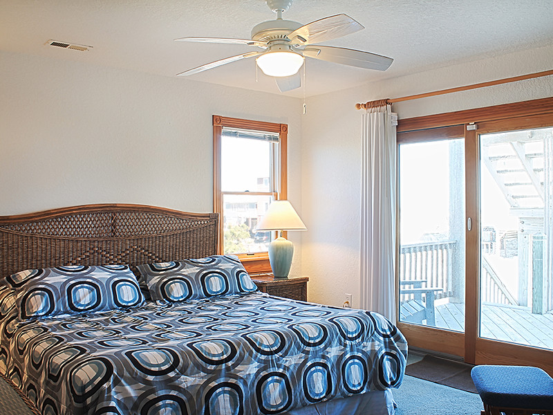 Mid-Level King Bedroom