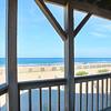 Ocean Views from First-Level Deck