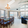 Top-Level Dining Area with Ocean Views
