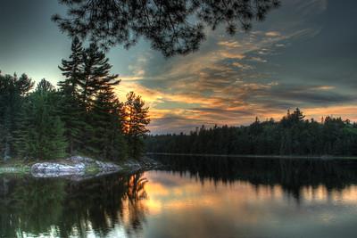 Killarney National Park Sunset (1)