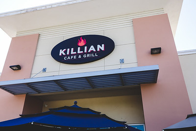 Killian Café & Grill in Kendall, Miami