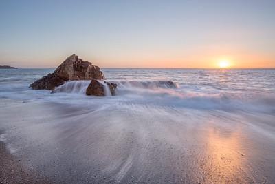 Sunrise at Whiterock-IMG_0584