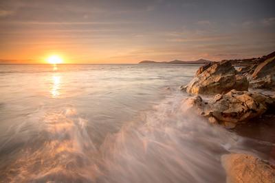 Winter Sunrise at Whiterock-IMG_6122