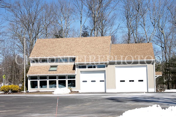 EMS Station - Route 81