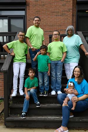 KYM CARLSON FAMILY PHOTOS IN CHICAGO