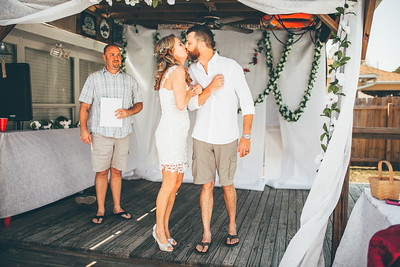 Kim + Jason Wedding